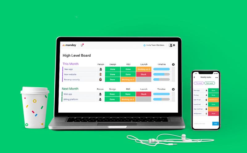 Does monday com have a desktop app? – Support