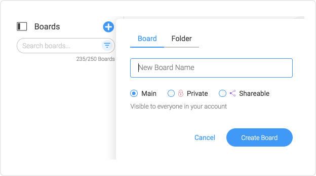 Does monday com offer board templates? – Support